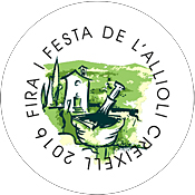 Placa de Cava de l'Allioli 2016